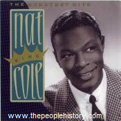 Nat King Cole Greatest Hits