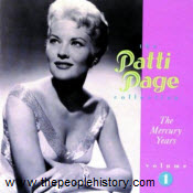 Patti Page Mercury Years