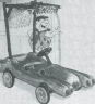 Flinstones Cartoon Children's car
