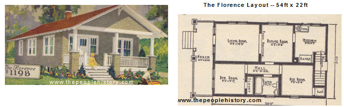 examples of houses for sale in the 1920s with photos prices and rh thepeoplehistory com