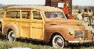 Plymouth 1940 Station Wagon