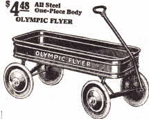 Olympic Flyer Wagon