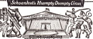 Twenties Humpty Dumpty Circus