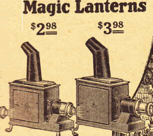Twenties Magic Lantern