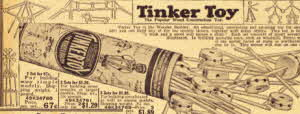 Tinker Construction kit