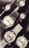 Ladies and Mens Bulova Watches