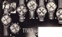 Timex Watches from late 60s in 1967