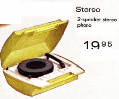 Childrens Stereo From The 1970s