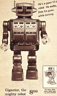 Gigantor The Mighty Robot From The 1970s