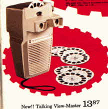 New Talking Viewmaster From The 1970s