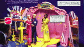 Barbie Superstar Stage Show From The 1970s