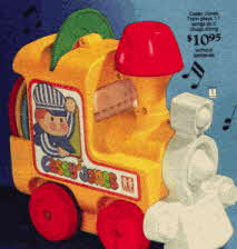 Casey Jones Musical Train from the late 70's