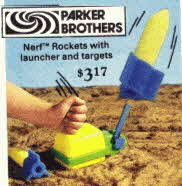 Nerf Rocket From The 1970s