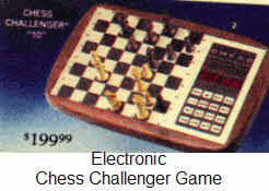 Chess Challenger Computer Chess From The 1970s