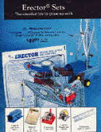 Erector Sets with remotes, motors, 16 giant girdirs and 900 pieces to make hundreds of models from the 70's