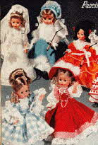 Furga Of Italy Dolls From The 1970s
