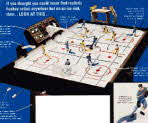 Ice Hockey Game Table  From The 1970s