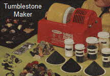 Tumblestone Making Kit sold in 1971