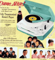 Transistorized Record Player