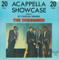 The Chessmen Album Cover.