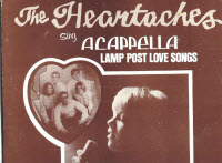 The Heartaches Album Cover