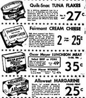1949 example food prices