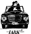 April 24th 1961   The Studebaker Lark with more space more power better comfort and quality than any other compact car on the market California