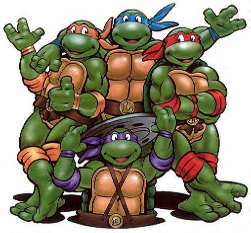 Teenage Mutant Ninja Turtles U.S.A.
